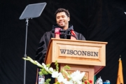 Seattle Seahawks Quarterback Russell Wilson - 2016 Commencement Speech University Of Wisconsin