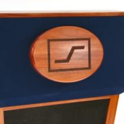 Lectern with Oval Engraved Seal