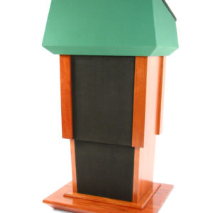 Presidential Evolution Lift Mahogany Podium
