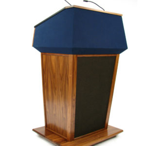 Presidential Evolution Walnut Podium