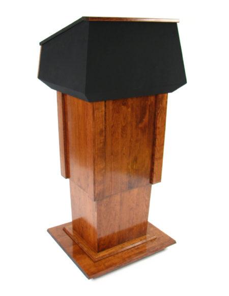 Presidential Lift Cherry Podium