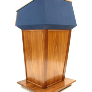 Presidential Podium Walnut