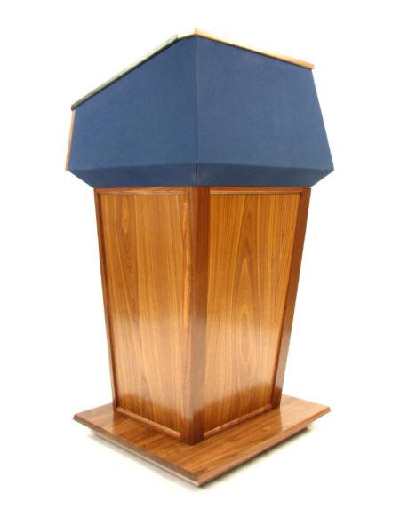 Presidential Podium Walnut